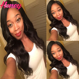 Human Hair Wigs Body Wave Lace Front Wigs & Full Lace Human Hair Wigs for Black Women With Bleach knots