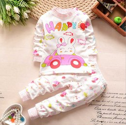 The new spring 2016 cartoon children underwear set o-neck cotton baby boy and girl in children's clothing.