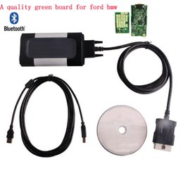 Wholesale New Green board quality A R2 Keygen For automotive CDP Pro Plus with bluetooth OBD2 Scanner car Diagnostic Tool