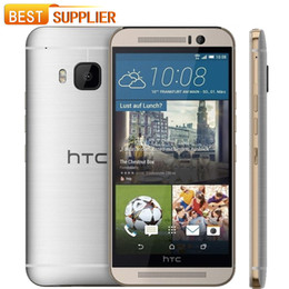 "Original HTC ONE M9 Unlocked Mobile phone Quad-core 5.0"" TouchScreen Android GPS WIFI 3GB RAM 32GB ROM Free Shiping"
