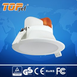 hot selling white housing high cri w low price integrated led down light with high graded bathroom down lighting