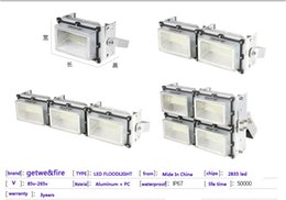 Wholesale NEW led flood light outdoor IP67 waterproof w w w w led street lighting led mining lamps advertising signs led floodlight