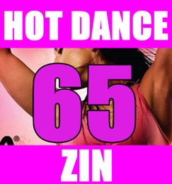 Wholesale New South America HOT DANCE ZIN Comprehensive dances ZIN65 Video DVD Music CD