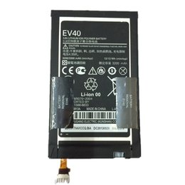Wholesale Cheapest High Capacity mAh EV40 Rechargeable Lithium CellPhones Battery For Motorola Droid Razr MAXX HD XT926 Fast Delivery