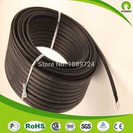 Al por mayor-10M / PC Anti-helada Protección del cable calefactor para la pipa de agua / Techo 230V 30W 8 MM / M autorregulable Calentador eléctrico de alambre de cobre desde cable calefactor techo fabricantes