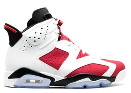 Wholesale Air Retro Dan VI Basketball Shoes Mens AJR s Carmine Oreo SPIZ IKE HISTORY Sneakers Boots Authentic mens Outdoor Sports Shoes Size