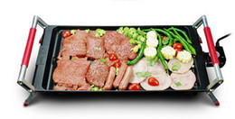 Wholesale 50cm Household electric baking pan aluminum bbq Grill tray electric grills V W