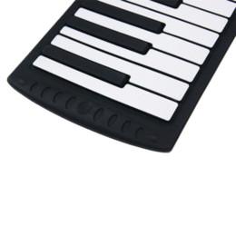 2014 NOUVEAU 1PCS Piano électrique 88 Clés USB Roll Main Piano Silicon Piano Roll Up For Beginner Home Education Livraison gratuite Par courrier à partir de 49 main clé roulé de piano fournisseurs
