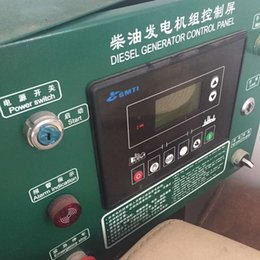 Wholesale diesel generator control panel for marine boat diesel engine generator controller industrial truck diesel engine generator press control