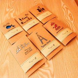 Tarjetas de navidad baratos en Línea-tarjetas de vacaciones baratos al por mayor de Corea del negocio de tarjetas creativa Gracias a la tarjeta de Navidad de Halloween 12 estilos