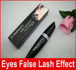 Wholesale HOT Makeup M Mascara Eyes False Lash Effect Full Lashes Natural Look Mascara Black Waterproof ml gift