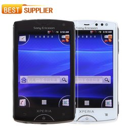 Original Sony Ericsson Xperia Mini ST15i ST15 Cell phone Android 3G GSM WIFI GPS 5MP Free Shipping