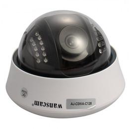 Promotion dôme intérieur caméras ip Wanscam Wireless WiFi Dôme IP Caméra de sécurité réseau IR Night Vision Indoor
