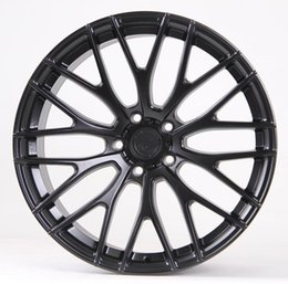 Wholesale inch aluminum alloy black wheel rim car rim x100 x100 x114 China Manufacturer