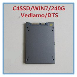 Wholesale 2016 mb star c4 Software vediamo xentry DAS EPC Complete super engineers WITH GB SSD win7 WIN System