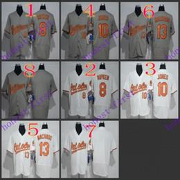 Wholesale Baltimore Orioles Cal Ripken adam jones Jerseys Authentic Stitched