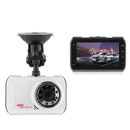 Wholesale 1080P Full HD Car DVR Screen Night Vision Wide Angle WDR Touch Stop Monitoring Ultra Thin Driving Car Camera