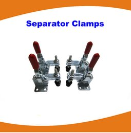 Wholesale Cellphone Lcd Separator - 4 pcs lot LCD Separator Clamps LCD Refurbishment Machine Fixture Clamp, quick chuck For Holding Cellphone