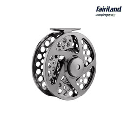 Wholesale 9 mm in BB RB PRECISION MACHINED fly reel from BAR STOCK ALUMINUM fly fishing reel w INCOMING CLICK