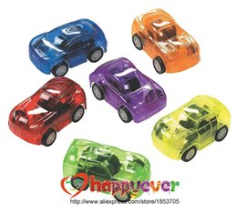 Wholesale 12Pcs Pull Back Racer Mini Car Kids Birthday Party Toys Favor Supplies for Boys Giveaways Pinata Fillers Treat Goody Bag