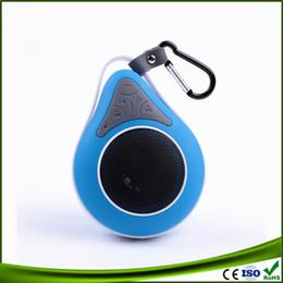 Bluetooth Mini Speaker Bluetooth Speakers TF Card Bluetooth Speaker Waterproof Shower Speaker Outdoor Speakers in Retail Box
