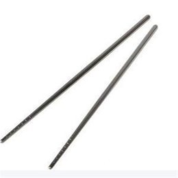 Wholesale High Quality Pair Non slip Stainless Steel Chopsticks Chinese Chopsticks for Home Restaurant