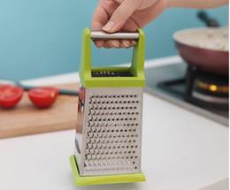 Máquina cepilladora en Línea-frutas multifuncional y rallador de verduras de acero inoxidable plano vertical de la máquina trituradora de molienda en todas las direcciones del envío libre HY1000