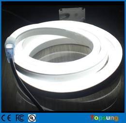 25m 220V super bright xmas flexible neon light 14*26mm soft neon lights rope lights SMD2835 single color led neon flex