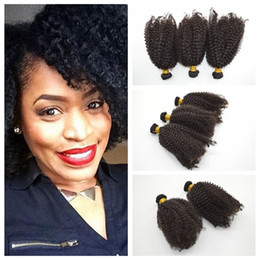 Hot Sale Malaysian Hair Weave kinky curly human hair 3c 100% Unprocessed Malaysian Human Hair Extensions G-EASY