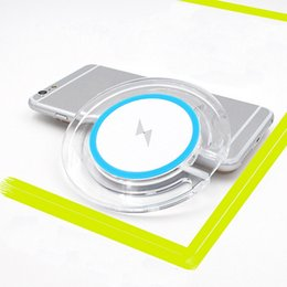 Wholesale For Samsung S6 S6 Edge S7 S7Egde IPhone PLUS Plus HTC Nokia Best Quality Wireless Charger Charging with USB cable