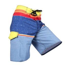 Natation costume sec en Ligne-Shorts de bain Surf Quick Dry Bermuda Masculina Beach Hommes Maillot de bain Shorts de bain Maillot de bain Homme Short Pantalon Mix Tailles