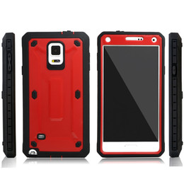 Wholesale For Samsung Galaxy Note4 case Spot supply ship factory direct sale priced advantage against following from samsung note4 three cases