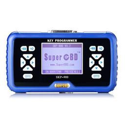 Wholesale 2016 Newest Super OBD SKP SKP SKP900 Hand Held OBD2 SKP Auto Key Programmer V4 OBDII car key pro skp Update Online Free