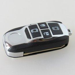 NEW Modified Flip Floding Remote Key Shell For Toyota Camry TOY43 Case Fob 4 Button free shipping
