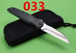 Wholesale Newer recommended HIGONOKAMI HRC modles folding knife camping hunting knife folding knife