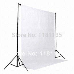Wholesale Hot Sale White Cotton Non pollutant Textile Muslin Photo Background Studio Photography Screen Backdrop Background Cheap Background