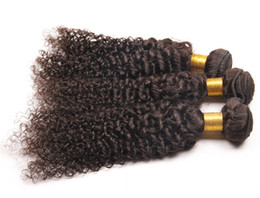 Peruvian virgin hair kinky curly 8a unprocessed virgin hair remy human hair extensions natural black hair weft 100g pcs