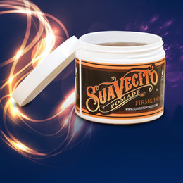 100% Suavecito Pomade hair oil wax mud Best Hair Wax Very Strong Hold Restoring Ancient Ways for men hot new