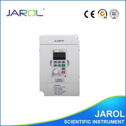 Wholesale JAC580A Series Single Phase v kw Mini Frequency Inverter Frequency Controller AC Motor Speed Controller with IGBT Module for Fan
