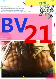 on Hot Sale New Routine Course BV 21 Aerobics Fitness Exercise Pull rope training small ball BV21 Video DVD + Music CD Free Shipping
