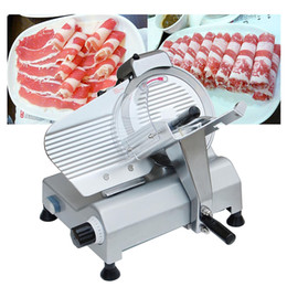 Wholesale Commercial inch Blade Deli Meat Slicer W RPM Food Cheese Electric Slicer