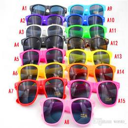 Fashion Sunglasses Unisex Women And Men Colorful Full Frame Sunglass Eyewear Beach Party Polarized UV400 Sunglasses