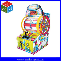 Wholesale Redemption game Amusement coin operated lucky energy factory ticket game machine arade lottery game