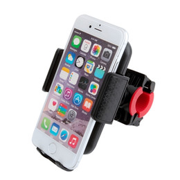 Wholesale 2016 New fund sell like hot cakes YC036E general automatic lock bike phone holder for inches phone BLACK