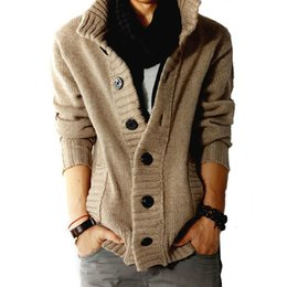 Wholesale Best Selling New Fashion Hedging Men s Sweater Casual Pullover Outdoor Shirt Coat