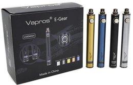 Torsion ii à vendre-Vision Spinner III Vapros Spin 3 X.Fir batterie e cigarette 1300mAh VV batterie VS Spinner II 2 Twist Batteries eGo Evod