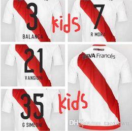 Wholesale CA River Plate shirt Primera Division de Argentina CA River Plate Home away Jerseys El Mas Grande