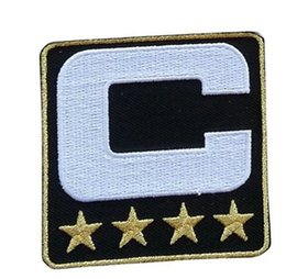 Wholesale 2016 new Captin C Patch Embroidered Jersey iron or sewing for baseball basketball hockey jersey a