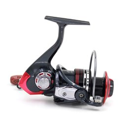 Wholesale 12 BB Fishing Reel Ball Bearings Left Right Interchangeable Collapsible Handle Fishing Spinning Reel LK3000 Fishing Wheel