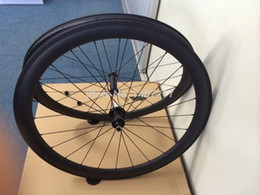 Wholesale top quality U shape mm width carbon wheels clincher mm UD matte basalt brake surface with r36 ceramic hub sapim cx ray